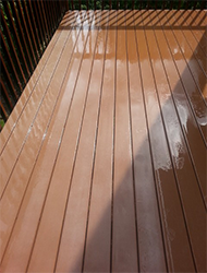 Deck Wash After
