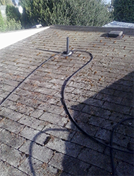 Before Roof, Commercial & Residential Cleaning in the Portland Metro Area