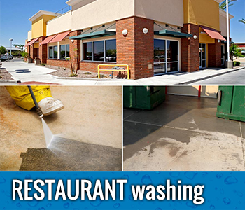 Restaurant Washing